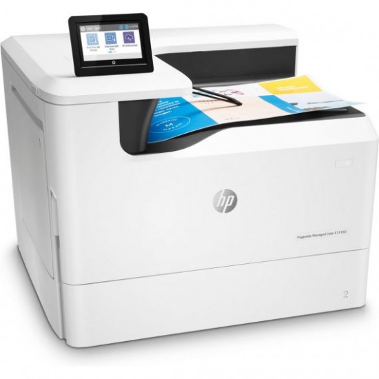 HP PageWide Managed Color E75160
