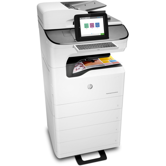 HP PageWide Managed MFP P77660z